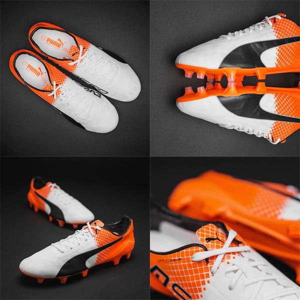 کفش فوتبال پوما evospeed