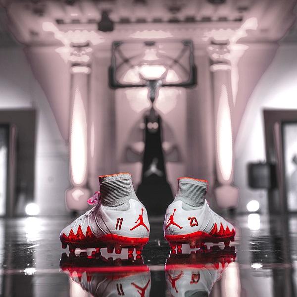 کفش فوتبال نایک هایپرونوم نیمار ایکس جردن