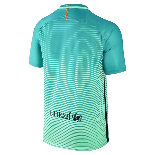 لباس سوم بارسلونا 2016