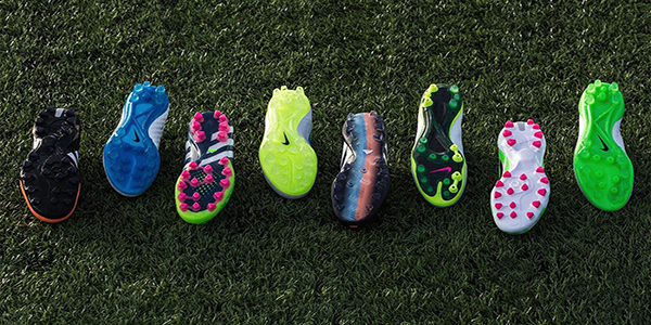 انواع زمین فوتبال