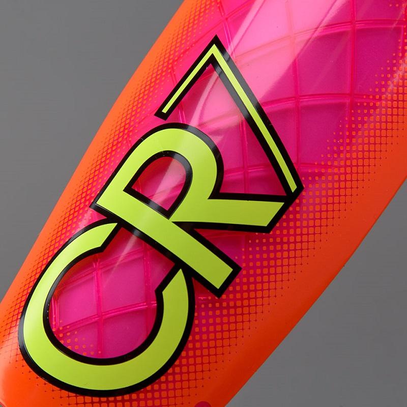 کفش فوتسال همراه با قیمت قلم بند نایک مرکوریال مدل CR7 lite (صورتی.نارنجی) - سفارشی ...