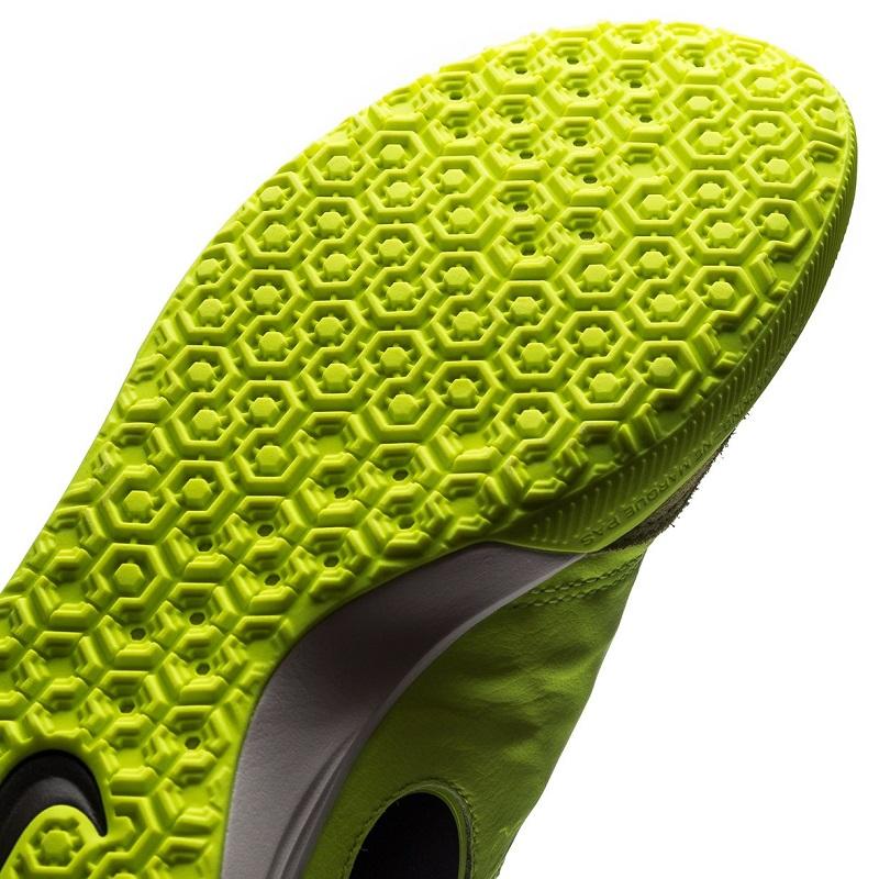 کفش فوتسال همراه با قیمت کفش فوتسال نایک تمپو ایکس پروکسیمو (زرد.مشکی) IN - سفارشی ...