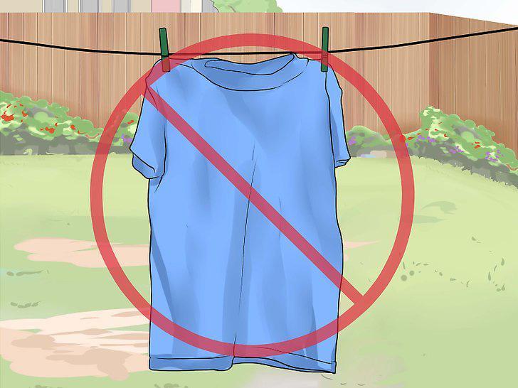 شست وشو و نگهداری از لباس
