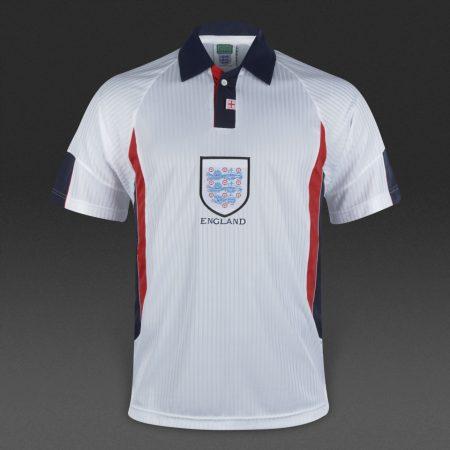 پیراهن اول تیم ملی انگلیس جام جهانی 1998
