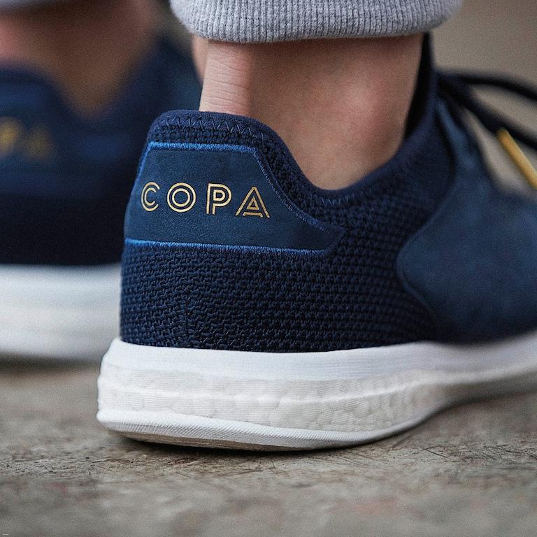کفش فوتسال همراه با قیمت کفش فوتبال خیابانی آدیداس Copa 18 Premium نسخه محدود(سورمه ...