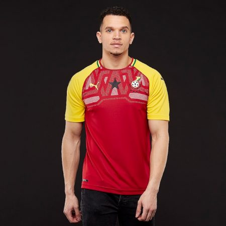 پیراهن اول تیم ملی غنا