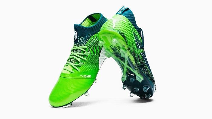 رونمایی پوما از بسته جدید کفش فوتبال خود با عنوان frenzy