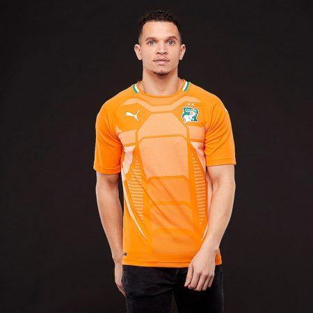 پیراهن اول تیم ملی ساحل عاج
