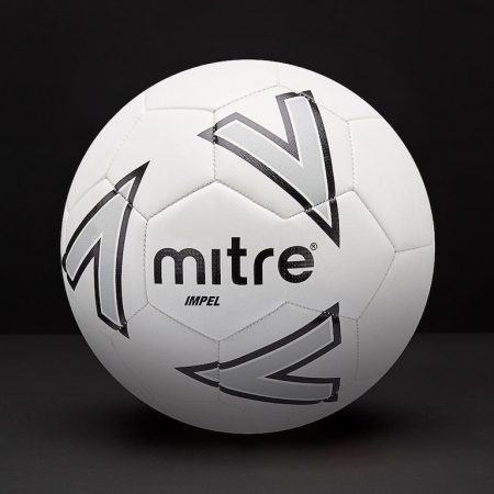 Mitre-Impel-Football-White-Silver-Black