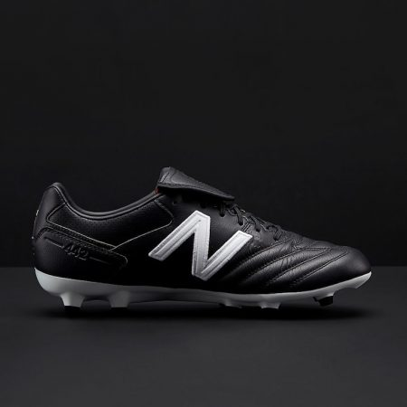 New-Balance-442-Pro-FG-Black-White