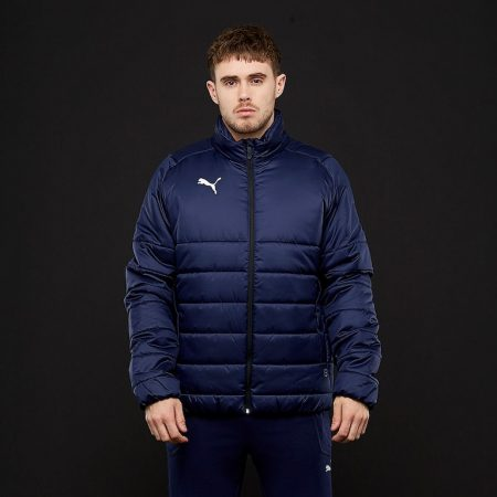 Puma-LIGA-Casuals-Padded-Jacket-Peacoat