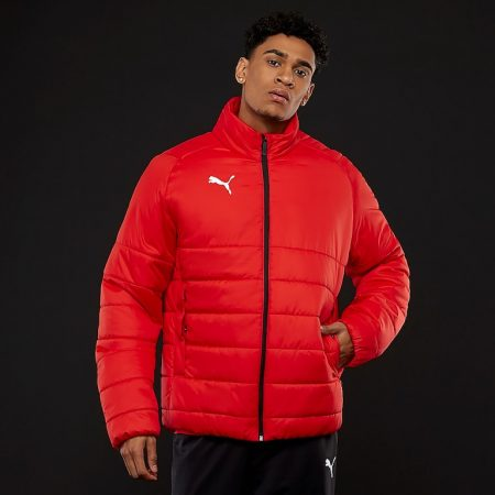 Puma-LIGA-Casuals-Padded-Jacket-Puma-Red