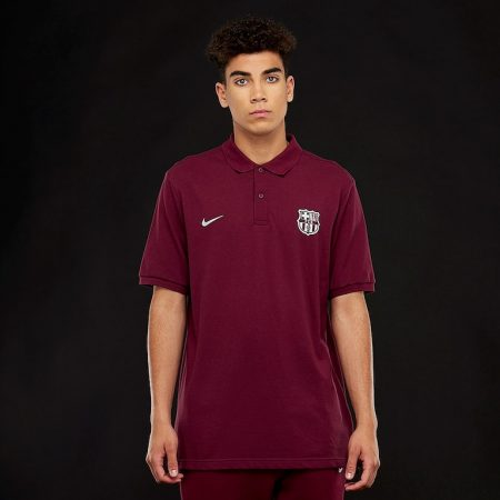 Nike-FC-Barcelona-2018-19-NSW-Crest-Polo-PQ-CL
