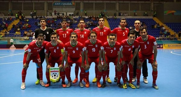 تیم ملی فوتسال ایران در جام جهانی 2016 کلمبیا