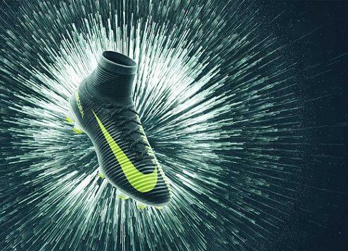 کفش فوتبال نایک مرکوریال سوپرفلای CR7