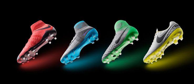 کفش فوتبال بانوان