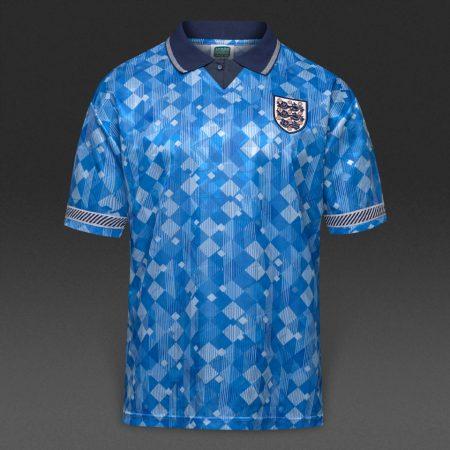 پیراهن سوم تیم ملی انگلیس جام جهانی 1990