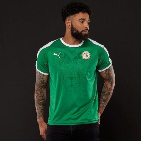 پیراهن دوم تیم ملی سنگال 2018