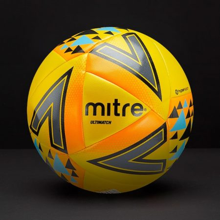 Mitre-Ultimatch-Football-Yellow-Orange-Blue