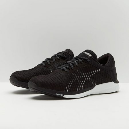 ASICS-Fuze-X-Rush-Adapt-Black-White-Dark-Grey