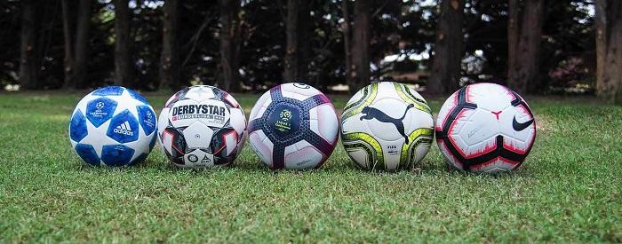 نقد و بررسی 5 توپ فوتبال برتر سال 2018