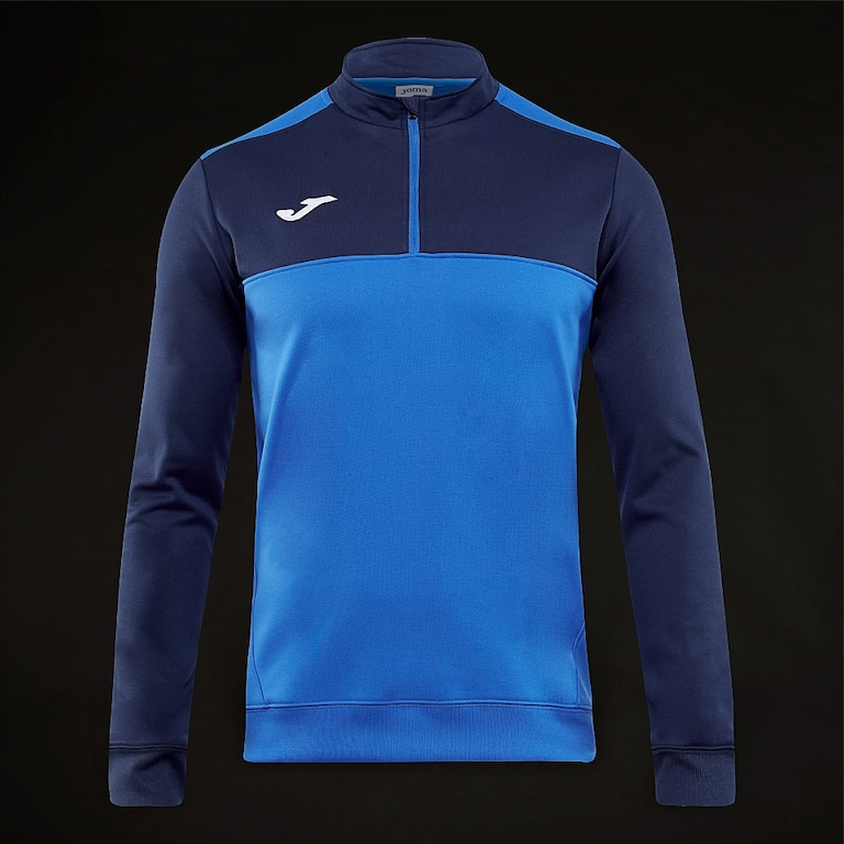 Joma-Winner-1-2-Zip-Sweatshirt-Royal-Navy