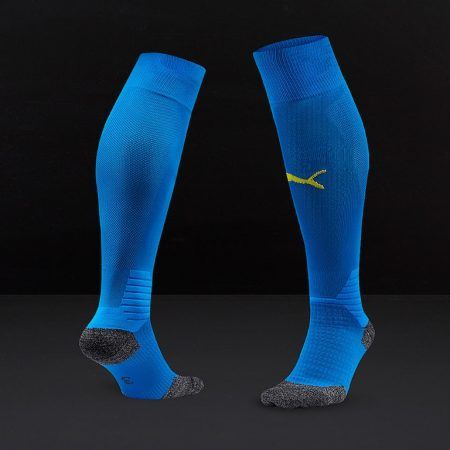 Puma-LIGA-Socks-Electric-Blue-Lemonade-Cyber-Yellow