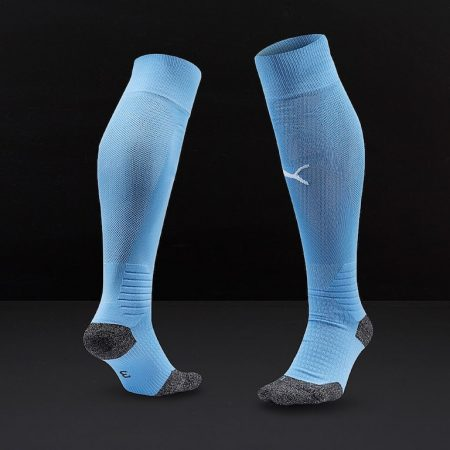Puma-LIGA-Socks-Silver-Lake-Blue-Puma-White