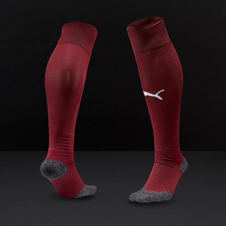 Puma-LIGA-Socks-Cordovan-Puma-White