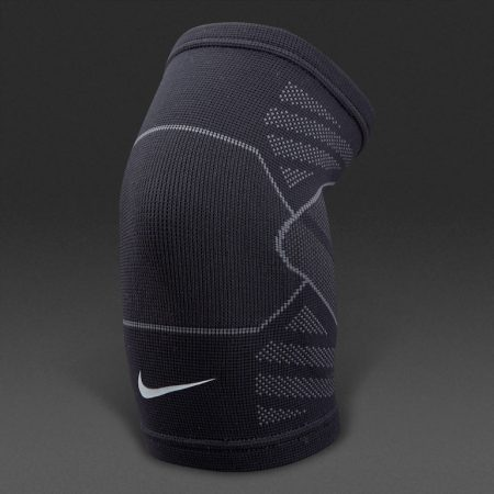 Nike-Advantage-Knitted-Elbow-Sleeve-Protection-Arm-Guard-Black