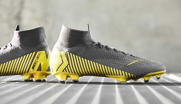 رونمایی نایک از بسته جدید کفش فوتبال خود با عنوان GAME OVER