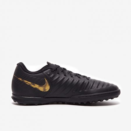 Nike-Tiempo-Legend-VII-Club-TF-Black-Metallic-Gold