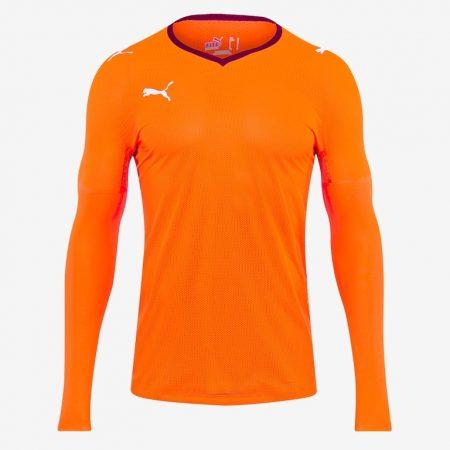 Puma-V108-LS-Tee-Orange-Brown