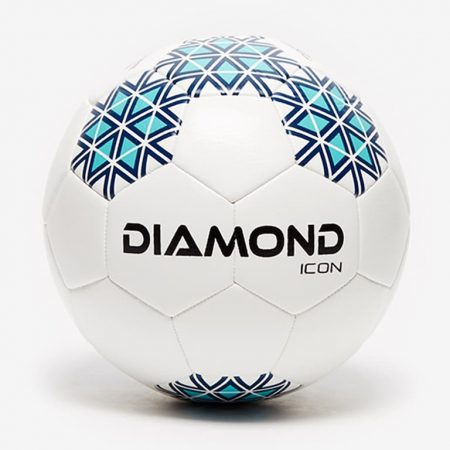 Diamond-Icon-Footballs-Training-White