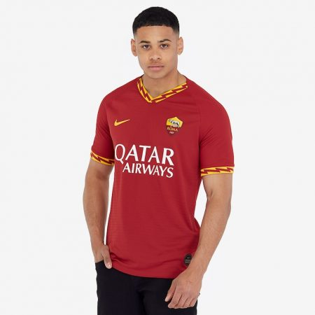 Nike-AS-Roma-2019-20-Home-Vapor-Match-SS-Shirt