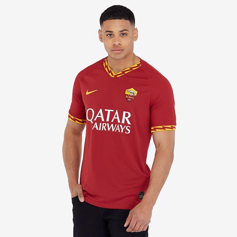 Nike-AS-Roma-2019-20-Home-Vapor-Match-SS-Shirt