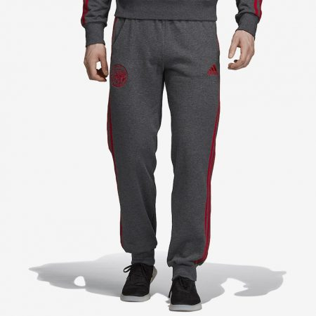 adidas-Ajax-2019-20-3-Stripe-Sweat-Pants-Dark-Grey