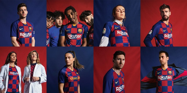 2019 barcelona home kit