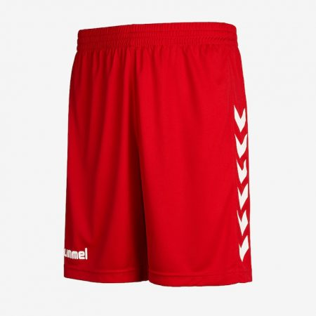 Hummel-Core-Hybrid-Short-True-Red