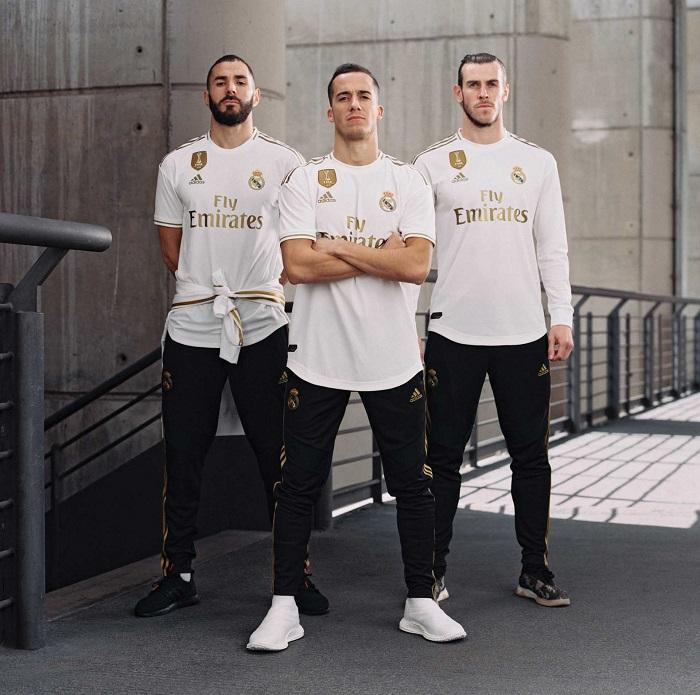 لباس رئال مادرید