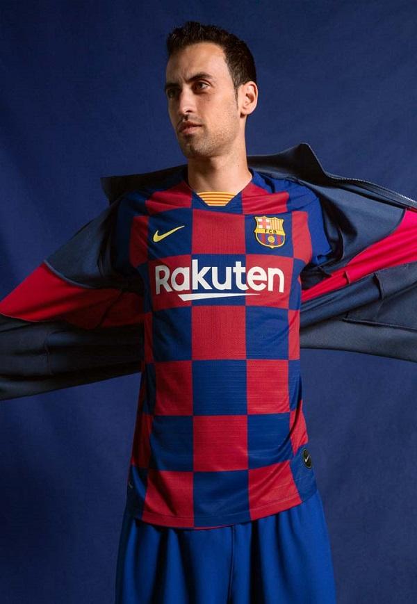 2019 barcelona home kit