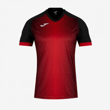 Joma-Supernova-SS-Jersey-Black-Red
