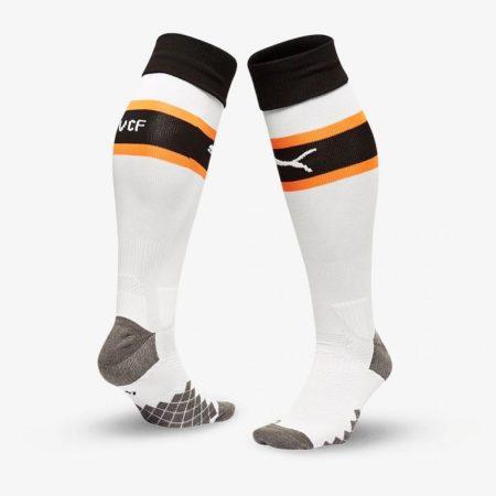 Puma-Valencia-19-20-Sock-Puma-White