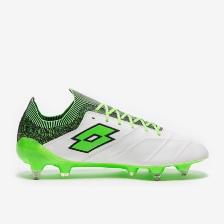 Lotto-Stadio-100-II-SGX-White-Black-Spring-Green-