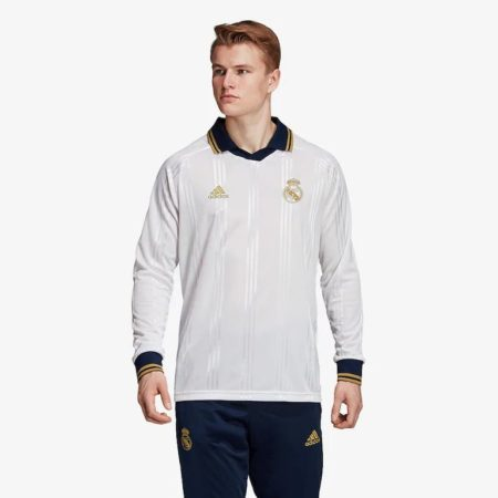 adidas-Real-Madrid-2019-20-Icons-Tee-Long-Sleeve-White-Black