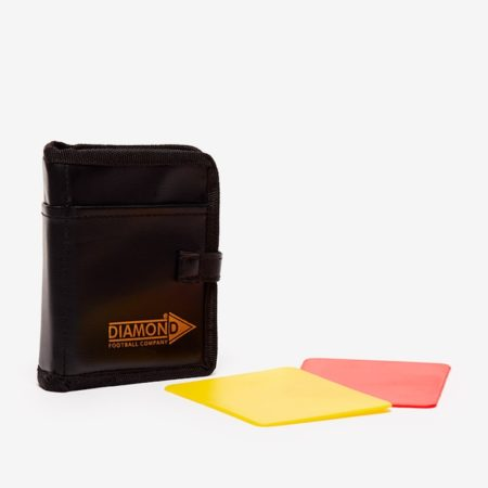 Diamond-Referee-Wallet-Deluxe-Cards-Matchday-Black