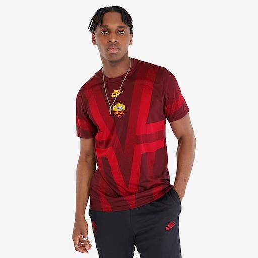 nike-roma-19-20-dry-top-ss-pmv-dark-team-red-gym